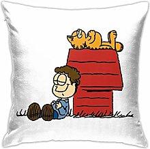 HONGYANW Jon Brown Garfield Snoopy Peanuts