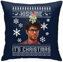 HONGYANW Richard Ayoade Kiss Me Its Christmas Knit