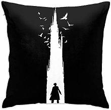 HONGYANW The Dark Tower Gunslinger Silhouette