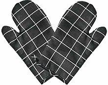 hongyupu Pot Holders Oven Glove Oven Gloves Double