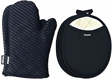 Honla Pot Holders and Oven Mitts Gloves with