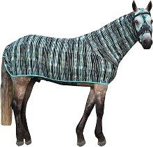 Honsie Original (Large) (Aqua Tiger Stripe with