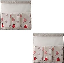 Honton 2 PCS Hanging Storage Bags Foldable Shelf