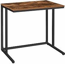 HOOBRO Computer Desk, Simple Writing Desk, 80 x 50