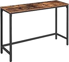 HOOBRO Console Table, Hallway Table with
