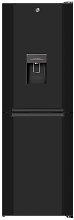 Hoover H1826MNB5BWK No Frost Fridge Freezer - Black