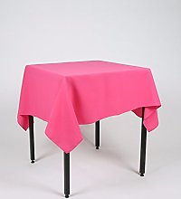 "Hope Textiles Hot Pink 54"" x 54"" (137cm)"