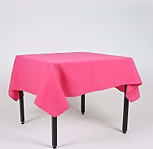 "Hope Textiles Hot Pink 55"" x 88"" (139cm x"