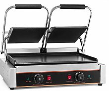 Hopopular Sandwich Press Grill 3600W Panini Maker