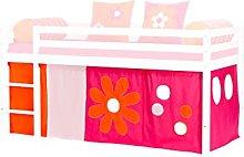 Hoppekids tent/curtain fits halfhigh, play, cabin