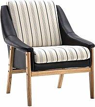 HOPUBO Simple Casual Seating, PP Leather Sofa,