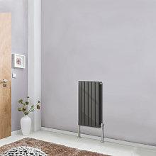 Horizontal Designer Flat Double Panel Column