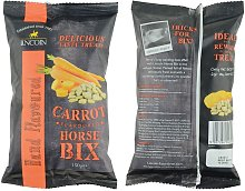 Horse Bix (Pack of 30) (One Size) (Carrot) -