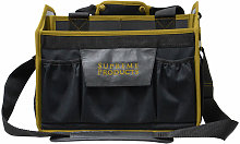 Horse Grooming Bag (One Size) (Black/Gold) -