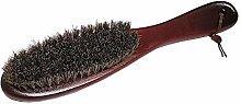 Horsehair Brush Long-Handled Soft Bristles