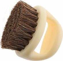 Horsehair Brush, Soft Brush, Shoe Cleaning Brush,