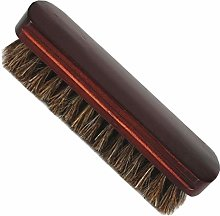 Horsehair Brushes Wooden Soft Shoe Brush for
