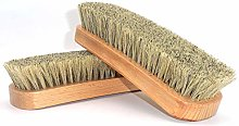Horsehair Shoe Brush, Shoe Polishing Brush Leather