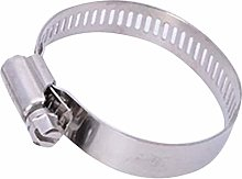 Hose Clamp, 21-254mm Stainless Steel Adjustable