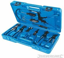 Hose Clip Removal Tool Set 9pce 18 - 54mm 984748 -