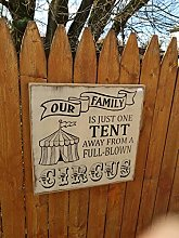 Hose233 Our family is just one tent away from a