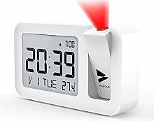 Hosome Projection Alarm Clock, Digital Alarm Clock