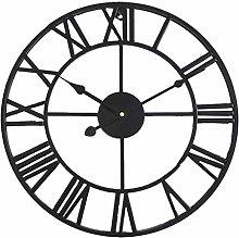 HOSTON 16 Inch Large Vintage Wall Clock Battery