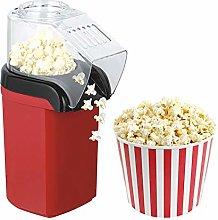 Hot Air Popcorn Maker, 1200W Retro Popcorn