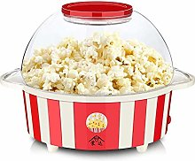 Hot Air Popcorn Maker Electric Popcorn Machine for