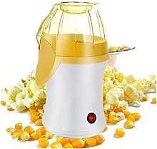 Hot Air Popcorn Popper Maker Popcorn Machine with