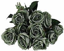 HOT-house Decorative Artificial Flowers| 5/10Pcs