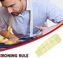 Hot Ironing Ruler Patchwork Tailor Craft DIY
