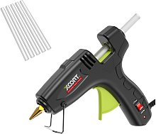 Hot melt glue pistol household manual with