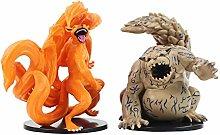 Hot Sale Naruto Figure Toy Tailed Beast Shukaku