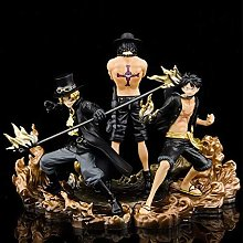 Hot Sale One Piece PVC Action Figure Lufft Sabo