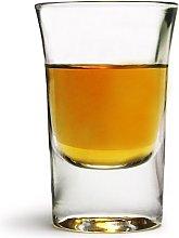 Hot Shot Glasses 1.2oz / 35ml - Set of 6 | Boston