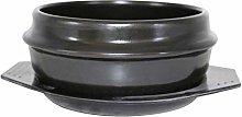 Hot Sizzling Pot Ceramic Casserole for Bibimbap