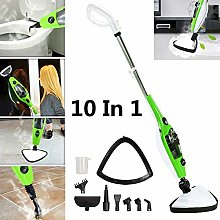 Hot Steam Mop Cleaner Hand Steamer Multifunction