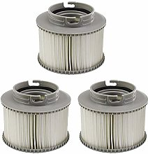 Hot Tub Filter Cartridge - 6 Pack Replacement