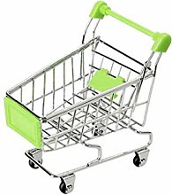 Hotaluyt Baby Kids Simulation Mini Shopping Cart