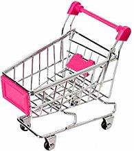 Hotaluyt Baby Kids Simulation Mini Shopping Cart