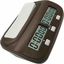 Hotaluyt Chess Clock Portable Digital Chess Match