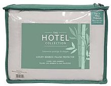 Hotel Collection Bamboo Pillow Protector Pair
