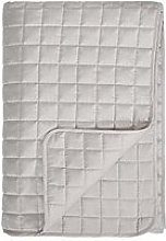 Hotel Collection Luxury Quilted Bedspread Throw