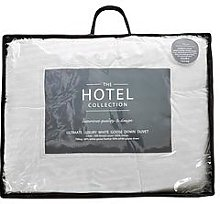 Hotel Collection Ultimate Luxury White Goose Down