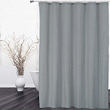 Hotel Quality 100% Waterproof Fabric Shower