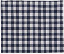 Hotel Tablecloth Lexington Colour: White/Blue