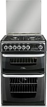Hotpoint Cannon CH60DHKF 60cm Double Dual Fuel