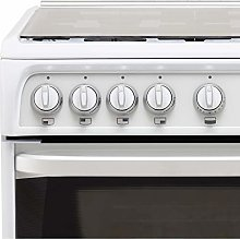 Hotpoint Carrick 60cm Double Oven Gas Cooker -