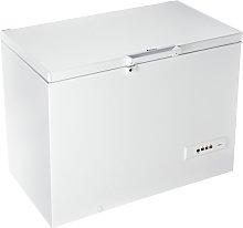 Hotpoint CS1A300HFA Chest Freezer - White